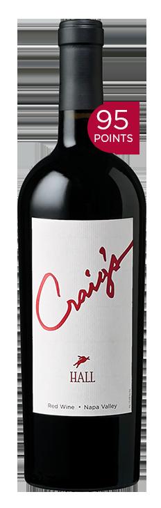2015 HALL Craig's Red Wine