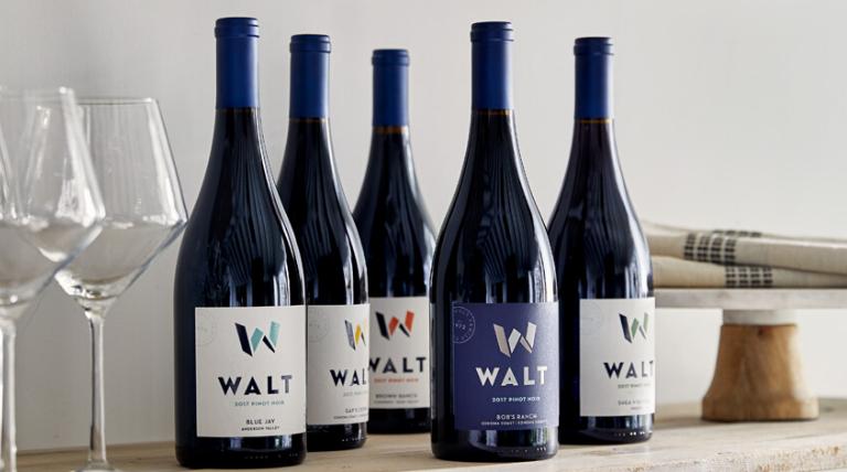 WALT Wines Bespoke Tastings