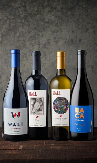 HALL WALT Wines Home