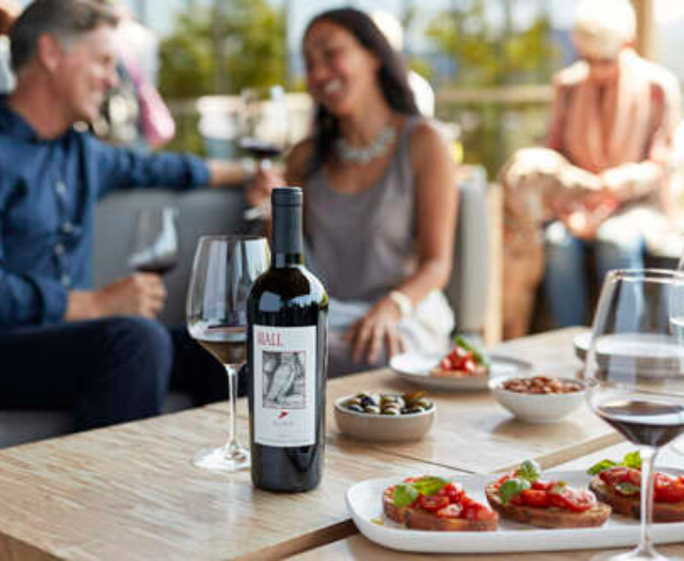 Cabernet and Canapes Tasting