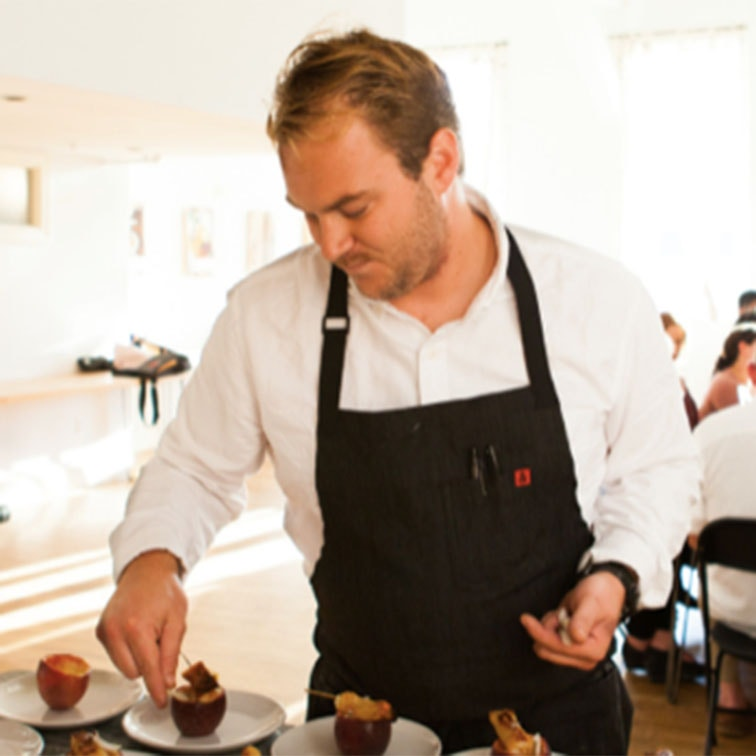 Chef Jeremy Estep, Blossom Catering