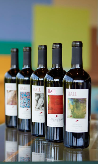 Hall Wines Home