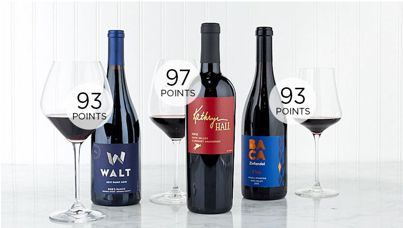 Official Wines of High Power High Heels