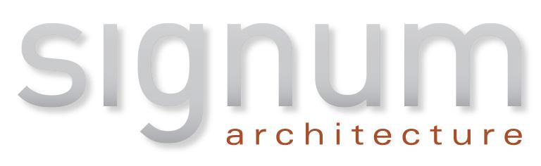 Signum Architecture Logo