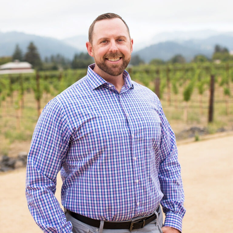 Image of Chad Nuzum, HALL Wines Central Regional Sales