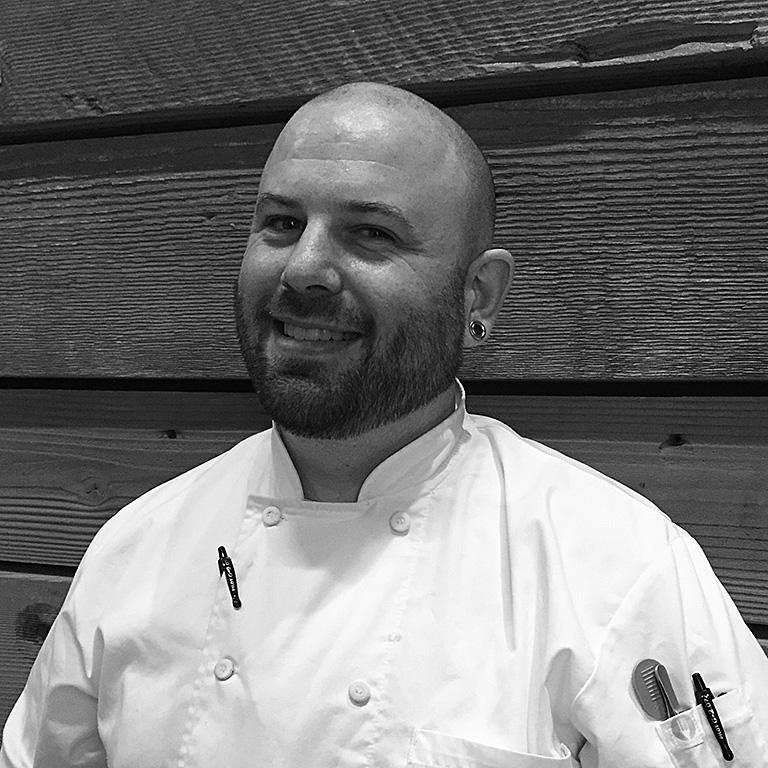 Chef Glen Schwartz of The Douglas Room