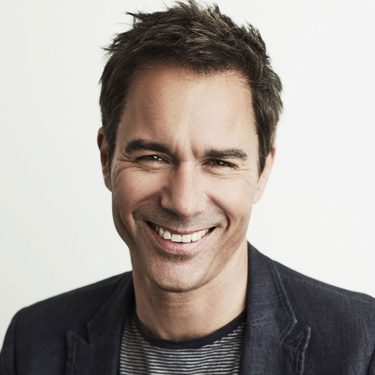 Emmy winning actor, writer, producer Eric McCormack photo image