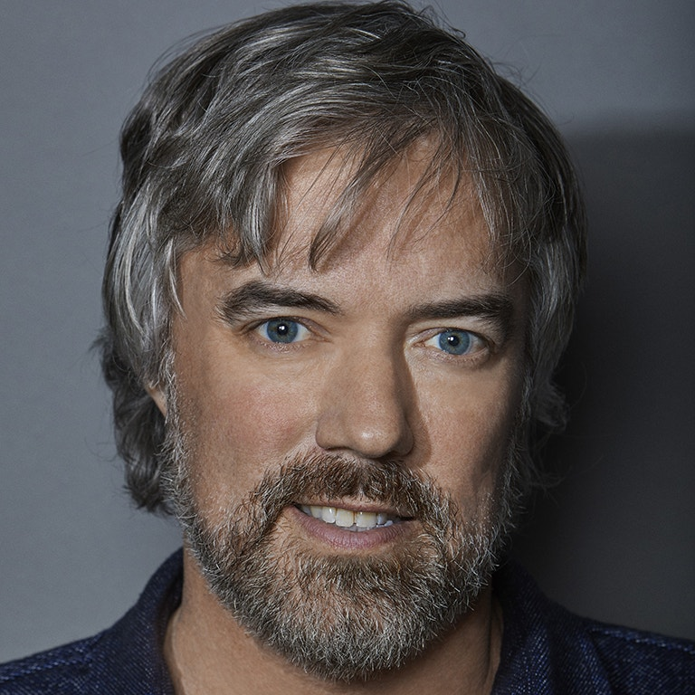 American Author, David Goodwillie photo headshot image