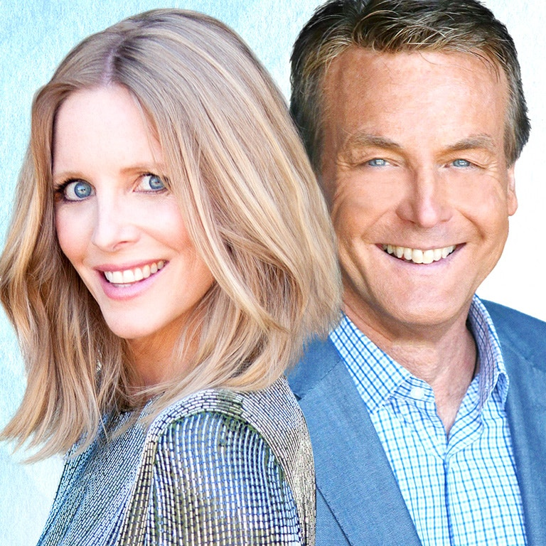 Young & the Restless stars, Lauralee Bell & Doug Davidson photo image