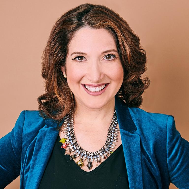 Businesswoman, Randi Zuckerberg photo image