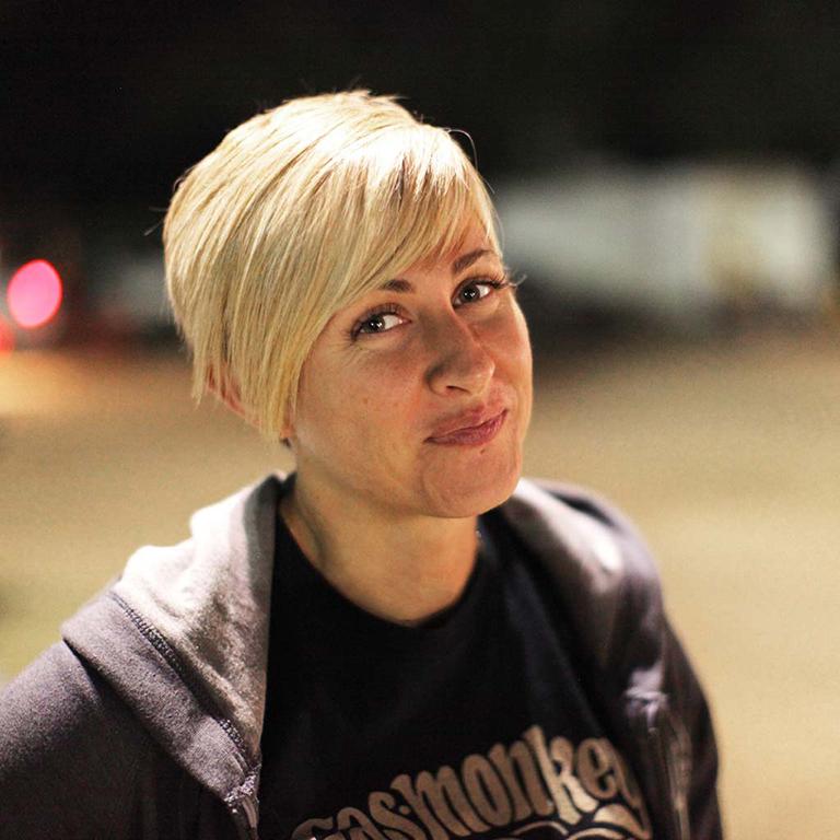 Christie Brimberry from Gas Monkey Garage image phone