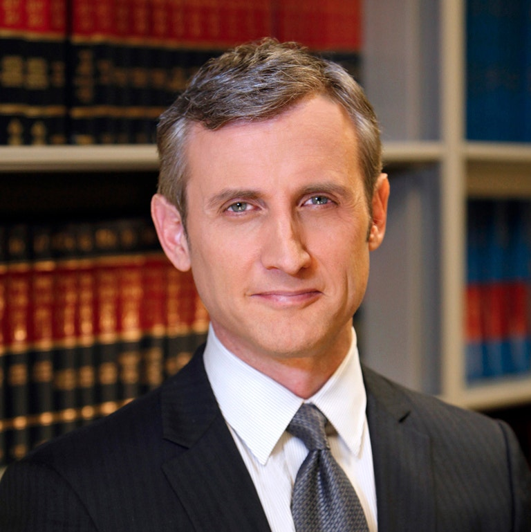 ABC Legal Analyst, Dan Abrams