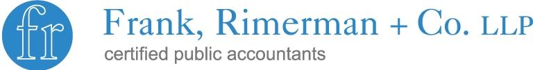 Frank, Rimerman + CO, LLP Logo