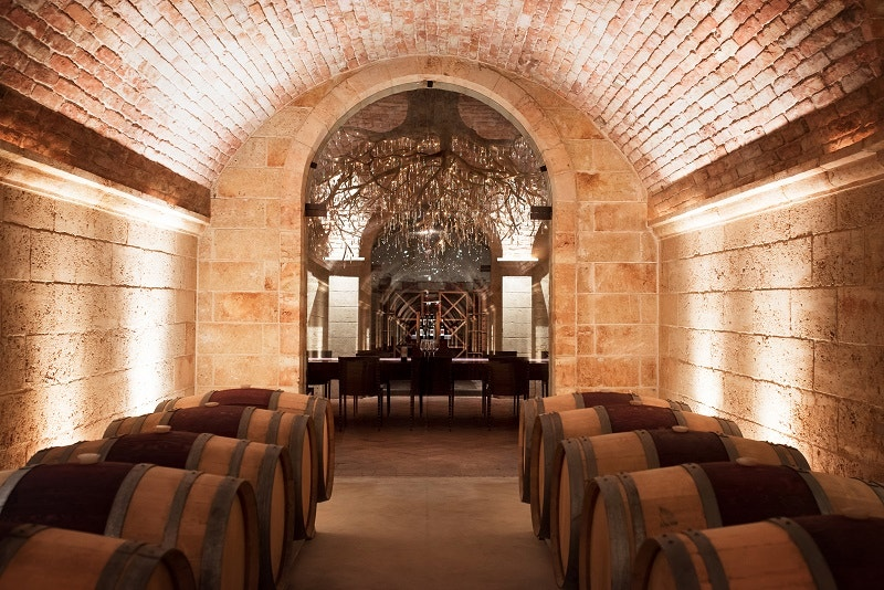 HALL Rutherford Wine Cave
