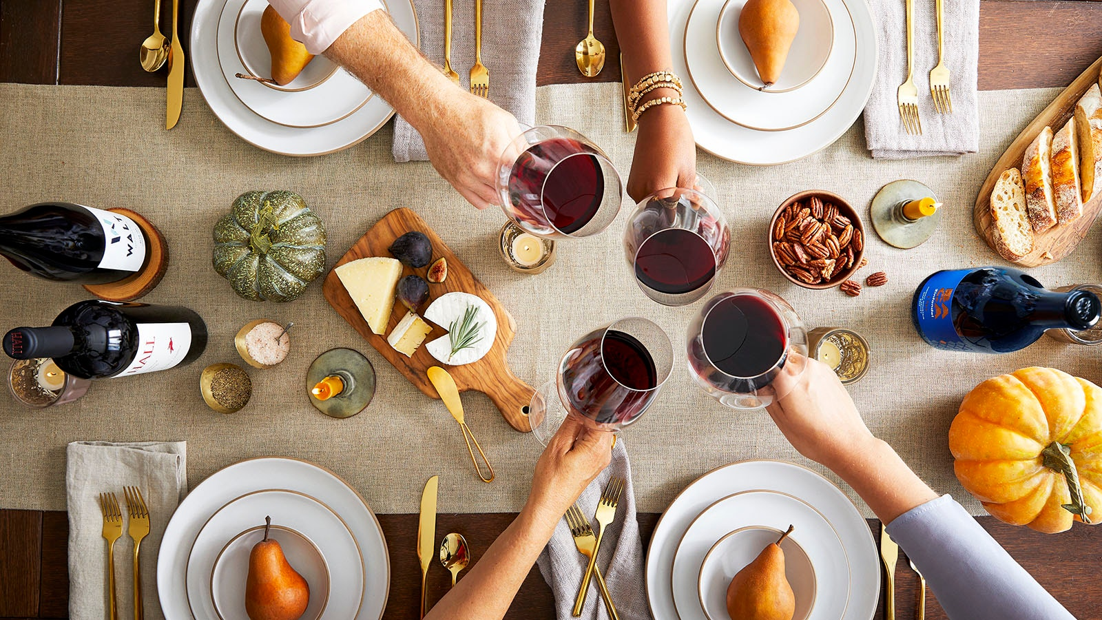 Hall Wines Home - Thanksgiving