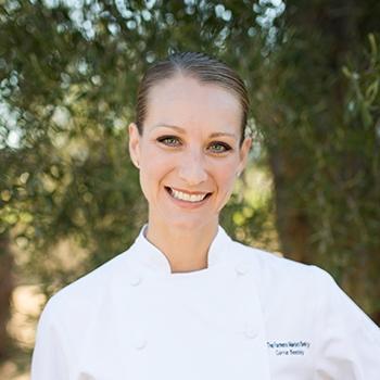 Cabernet Cookoff - Chef Corrie Beezley