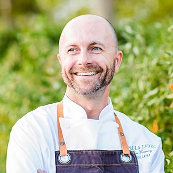 Chef Daniel Capra