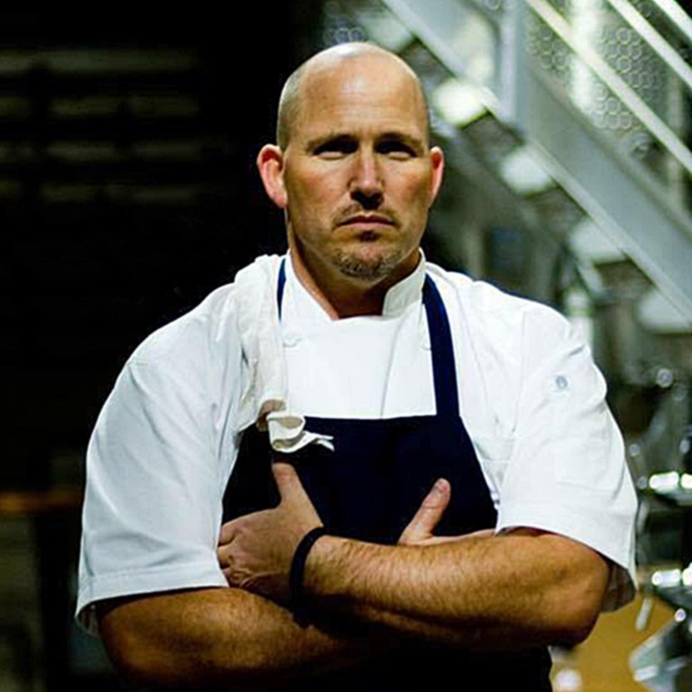 Chef Jesse Mcquarrie of Feast Catering