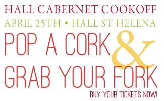 6th Annual Cabernet Cookoff at HALL Wines