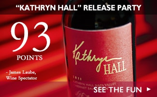 "2011 HALL ""Kathryn Hall"" Release Party"
