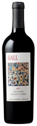 "HALL ""Eighteen Seventy-Three"" Cabernet Sauvignon"