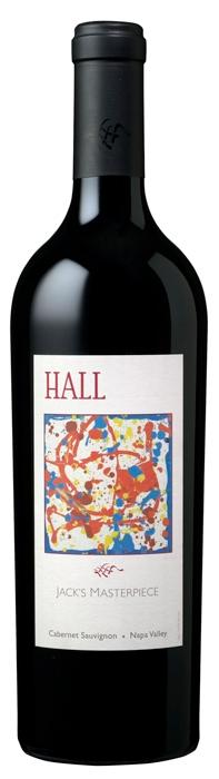 "HALL ""Jack's Masterpiece"" Cabernet Sauvignon"