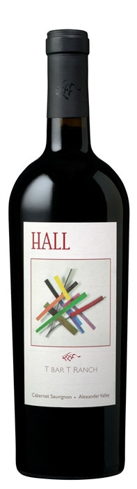 "HALL ""T Bar T"" Cabernet Sauvignon"