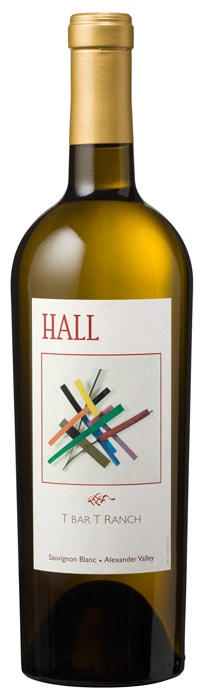 "HALL ""T Bar T Ranch"" Sauvignon Blanc"