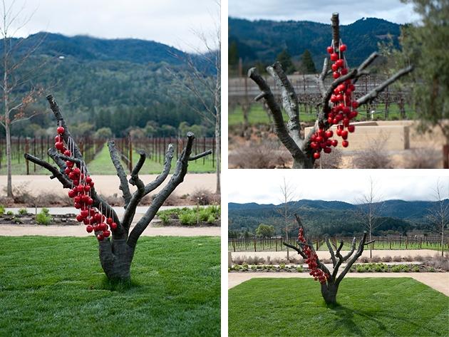 HALL Wines Art - Anya Gallaccio