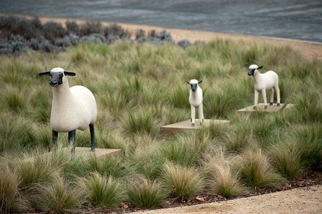Francois-Xavier Lalane - Whimsical Sheep