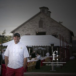 Chef Jesse McQuarrie - Feast Catering