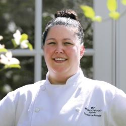 Chef Victoria Acosta - The Grill