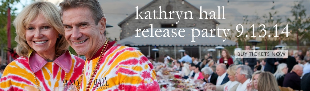 Kathryn Hall Release Party