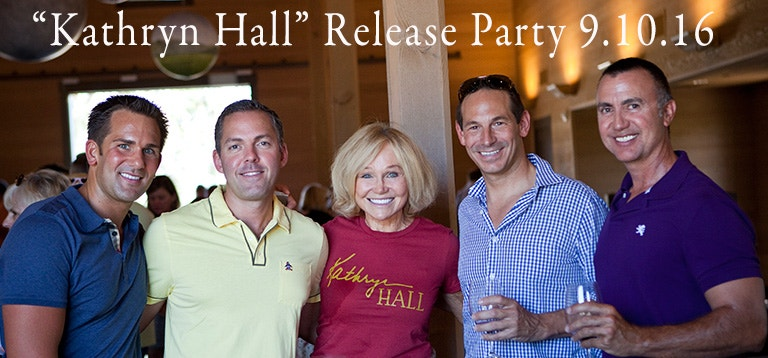 2013 Kathryn Hall Release Party - September 10h, 2016