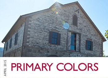 Primary Colors Newsletter