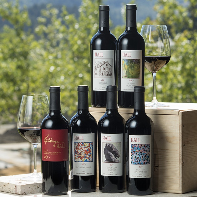 HALL Wines Mountain Cabernets
