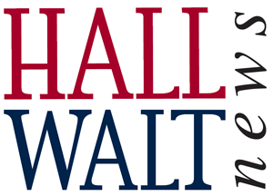 HALL WALT News