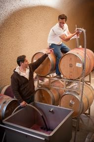 Barrel Aging HALL Wine