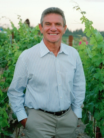 Craig Hall, Hall Wines Vintner