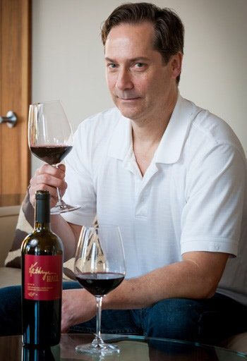 Steve Leveque, HALL Winemaker