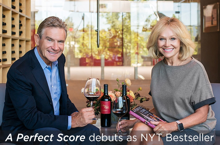 A Perfect Score debuts on New York Times Bestseller