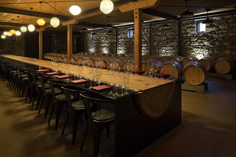 Founder's Cellar - 1st Floor Bergfeld - King's Table
