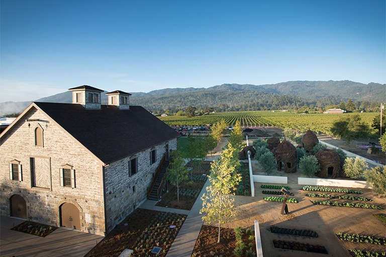 HALL St. Helena - The Flower Garden Event Space