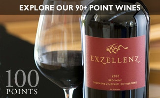 Our 90 point wines