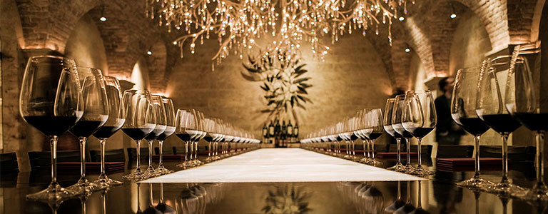 Hall rutherford chandelier room napa valley hall wines chandelier room aloadofball Images