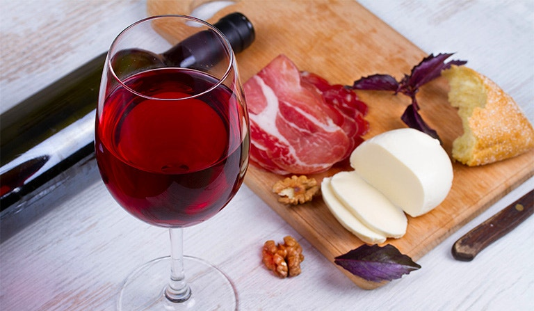 Discover Food & Wine Pairing