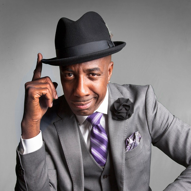 writer, producer + comedian, JB Smoove photo image