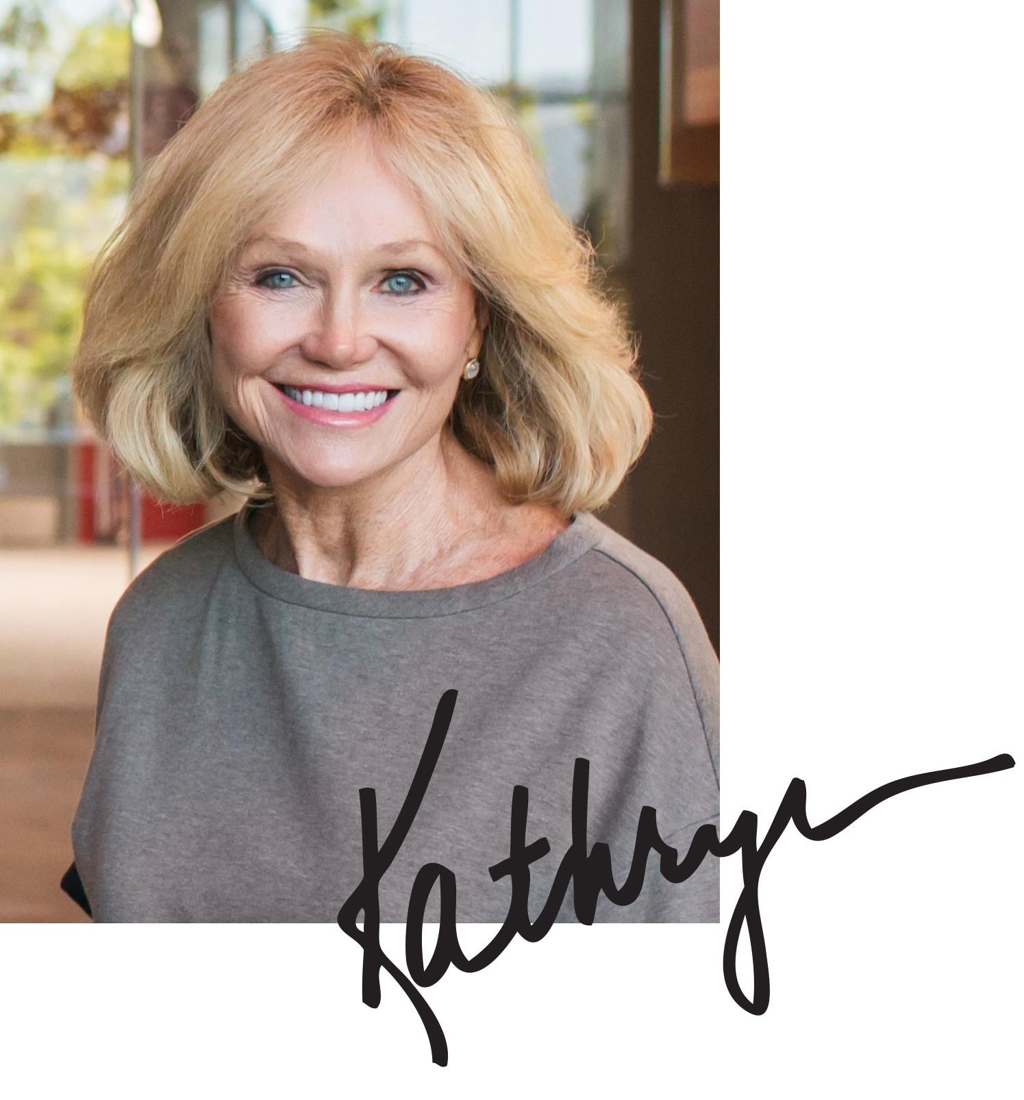 Kathryn Hall Signature